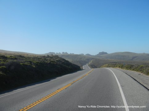 rolling climbs