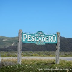 to Pescadero