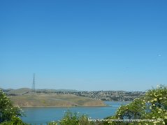 view of Carquinez Strait/Benicia