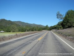 Capell Valley-Hwy 128