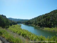 part of Lake Berryessa
