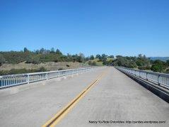 crossing Berryessa