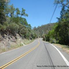 climb up Butts Canyon
