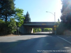 California Dr to Solano Ave