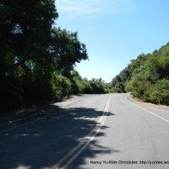 approaching top of Pinehurst