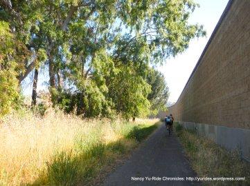 bike path-Marinwood