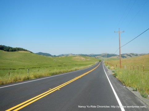 descend to Hicks Valley
