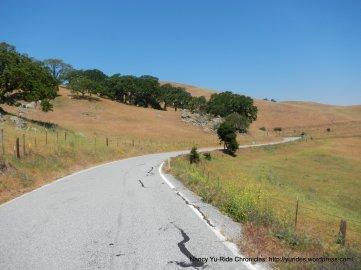 ride along the ridge