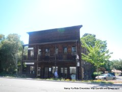 old western style building