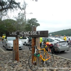 meet up-Lake Hennessey