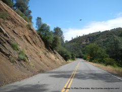 to Oak Shores-Berryessa