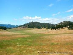 valley floor grasslands