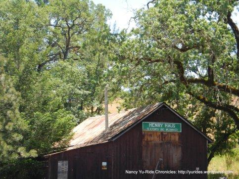 Old Blacksmith Bldg