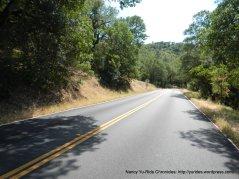 Hwy 128 to Silverado Trail