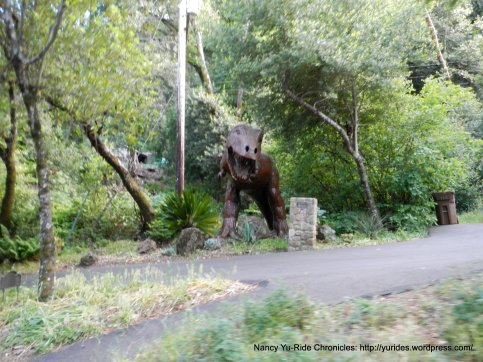 T-Rex on Dry Creek Rd
