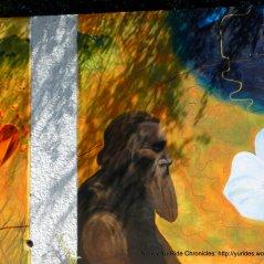 John Muir mural