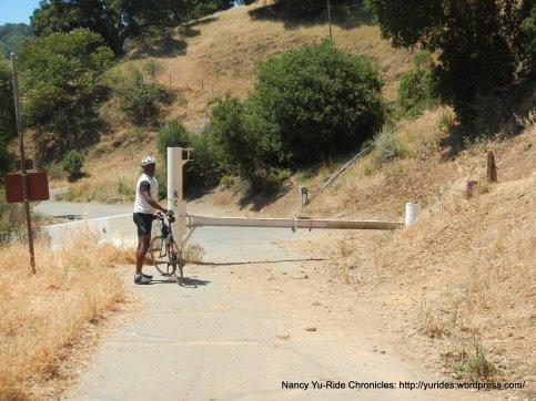 2nd barrier crossing