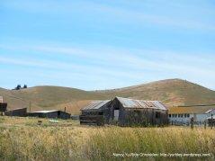 ranches and barns