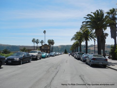 on 1st St to Benicia Point