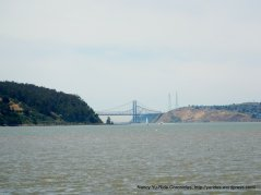view of Carquinez Bridge