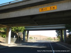 Hwy 4 underpass