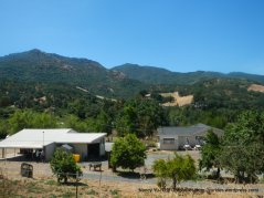 view of Diablo Mtns