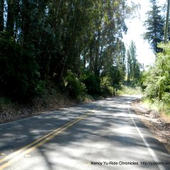 Redwood Rd to Skyline Blvd