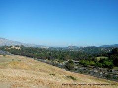 views of Diablo Mountains