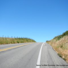 top of Olema Hill