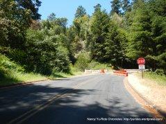 one lane road-slide