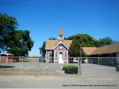 Historic Gomer School on Abernathy