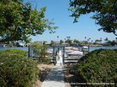 private docks