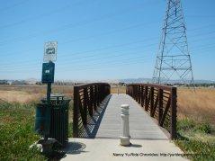 ped/bike trail off Newport Dr