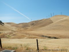 soft contoured hills