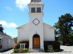 Pescadero Church
