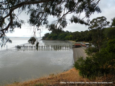 view of China Camp Village