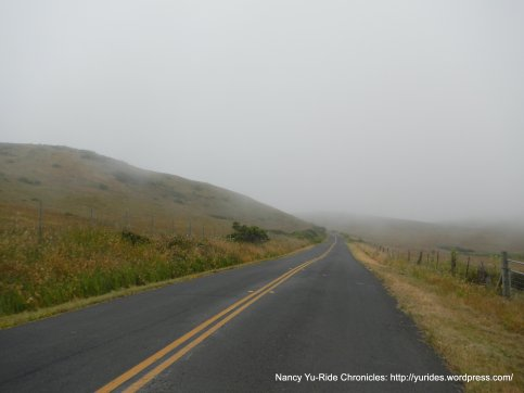 descent to Hwy 1