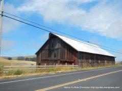 beautiful weathered barn