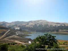 view of calaveras Reservoir