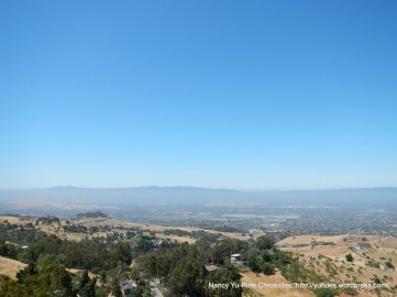 views of Santa Clara County