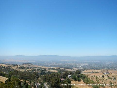views of Santa Clara County