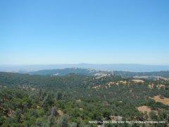 eastern view of Diablo Range