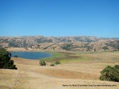 View of Calaveras Reservoir