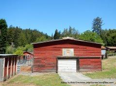 red barn on Austin Creek Rd