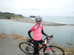 at the mouth of the Russian River