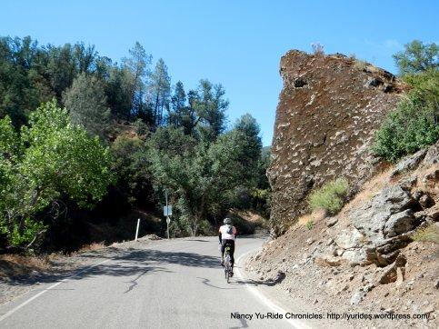 to Santa Clara county line