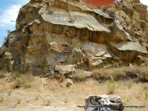 rugged rocks