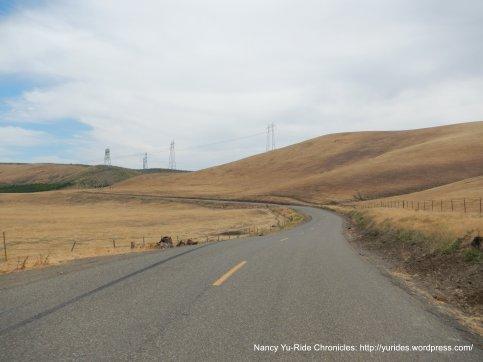 flat rolling terrain