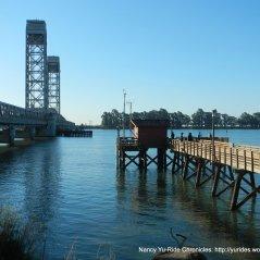 Rio Vista Bridge-Riverbank Area