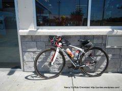Chevron Station stop